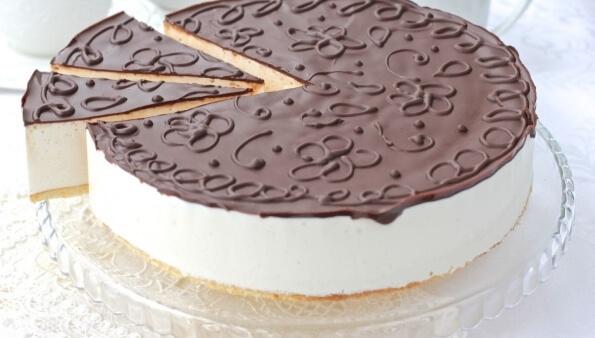 Торт пташине молоко фото