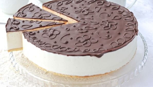 Молочный торт рецепт с фото